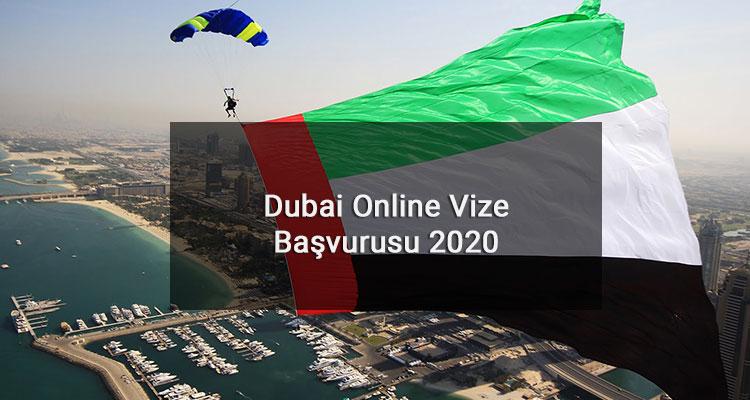 Dubai Online Vize 2020